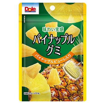 40gドールグミ(パイナップル)