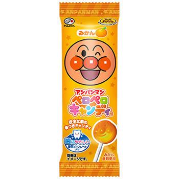1本アンパンマンペロペロキャンディ