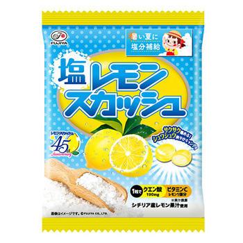 80g塩レモンスカッシュキャンディ袋