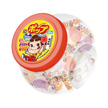 25本容器入りポップキャンディ