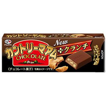 10枚カントリーマアムチョコレート(プラスクランチ)SP