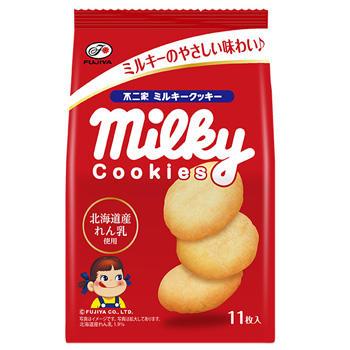 11枚ミルキークッキー