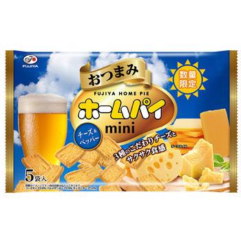 105gおつまみホームパイ(チーズ&ペッパー)5P