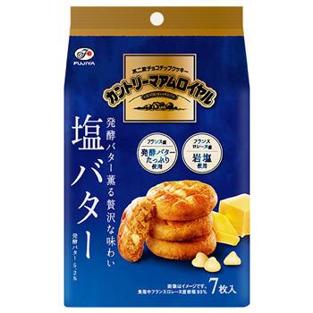 7枚カントリーマアムロイヤル(塩バター)