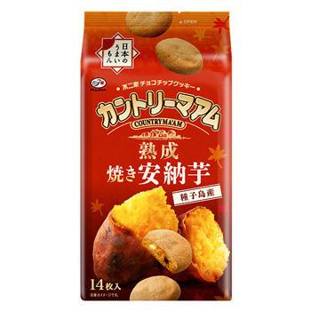 14枚カントリーマアム(熟成焼き安納芋)