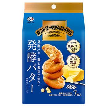 7枚カントリーマアムロイヤル(発酵バター)