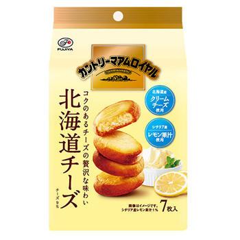 7枚カントリーマアムロイヤル(北海道チーズ)