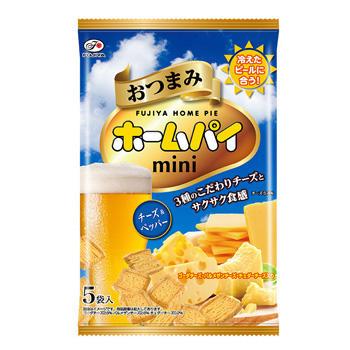 82gおつまみホームパイ(チーズ&ペッパー)5P