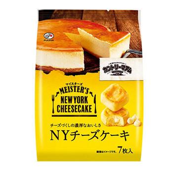 7枚カントリーマアムマイスターズ(NYチーズケーキ)