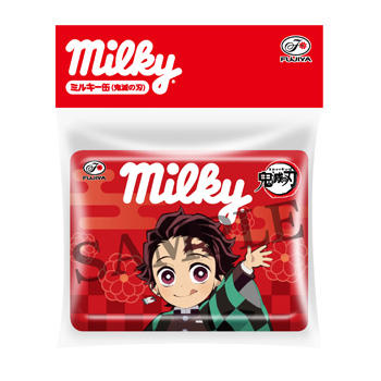 7粒ミルキー缶(鬼滅の刃)