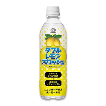 ダブルレモンスカッシュ(500mlPET)