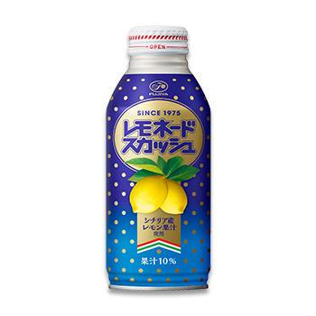 レモネードスカッシュ(380mlボトル缶)