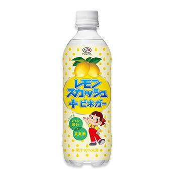 レモンスカッシュ⁺ビネガー(500mlPET)