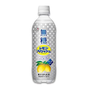 無糖レモンスカッシュ(500mlPET)