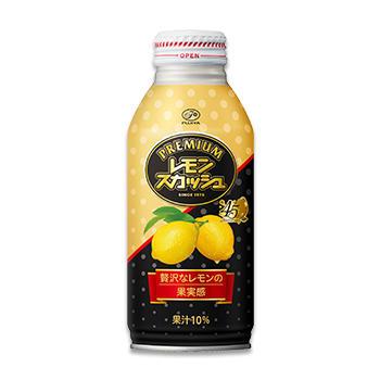 プレミアムレモンスカッシュ(380mlボトル缶)
