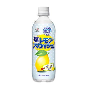 塩レモンスカッシュ(500mlPET)