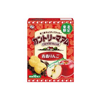 【東北限定】16枚カントリーマアム(青森りんご)